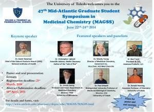 MAGSS 2014 flyer
